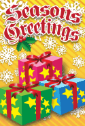 Seasons Greetings Packages Card